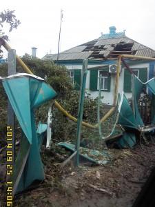 последствия наводнения Должанская